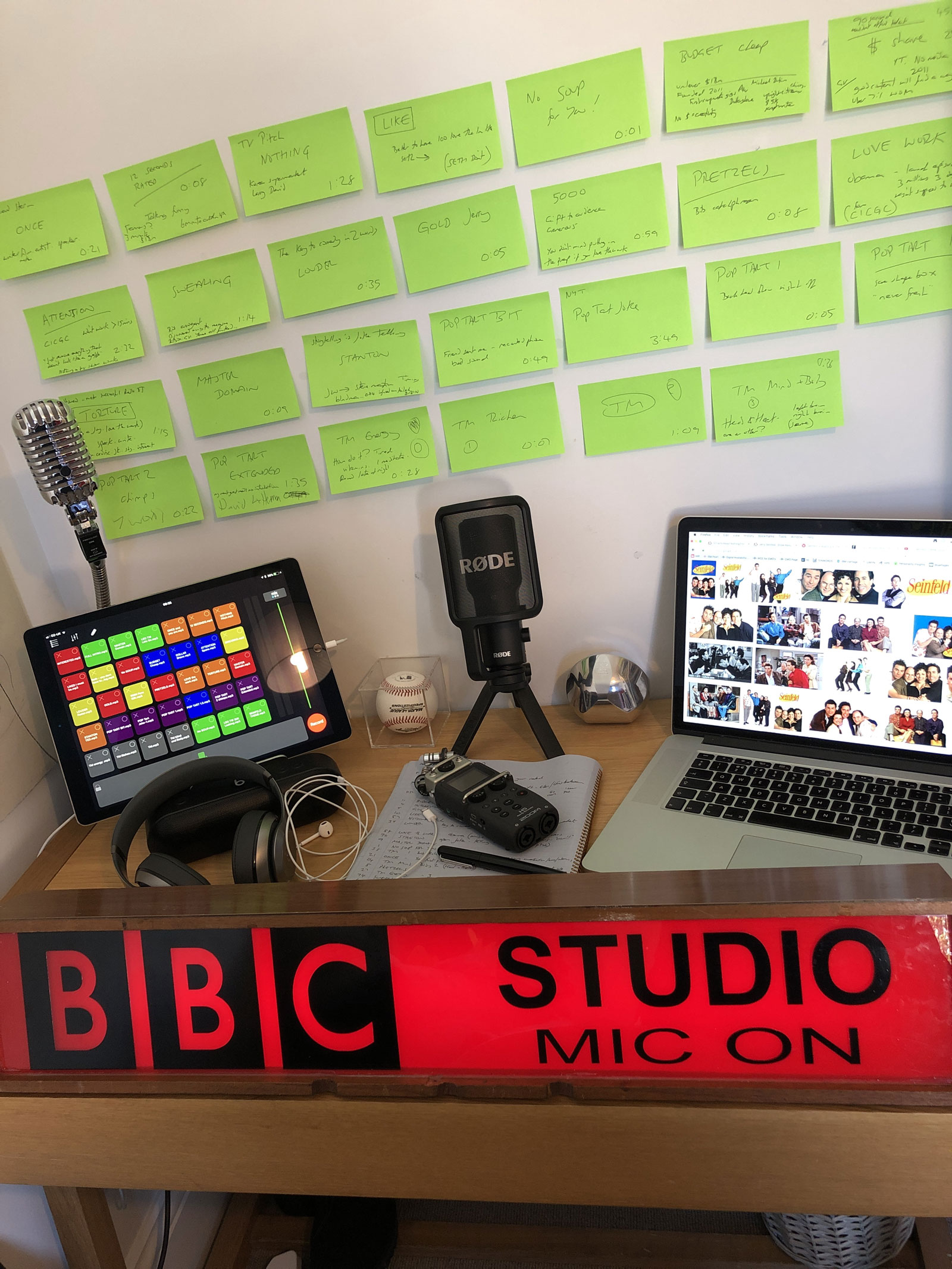 ten words jeremy waite studio