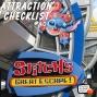 Artwork for Stitch's Great Escape! - Magic Kingdom - Walt Disney World - Attraction Checklist #40
