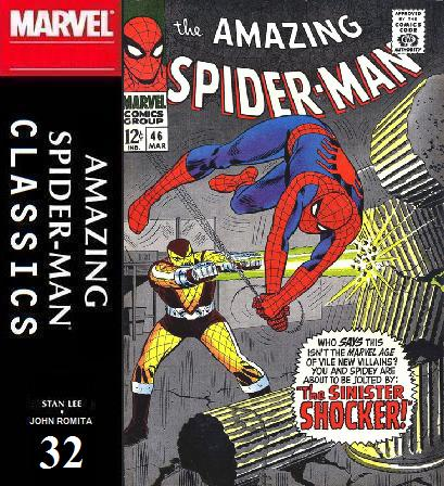 032 ASM Classics - Amazing Spider-Man 46