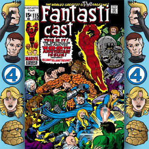 Episode 115: Fantastic Four #100 - The Long Journey Home