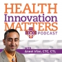 Artwork for Innovation in Telemedicine and Health Care Delivery with Dennis Truong