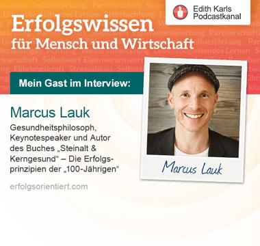 Im Gespräch mit Marcus Lauk - Teil 2