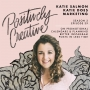 Artwork for 039 - Katie Salmon of Katie Does Marketing on Promotional Calendars & Planning Better Instagram Posts in Less Time