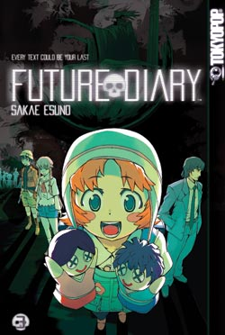 Manga Review: Future Diary Volume 3