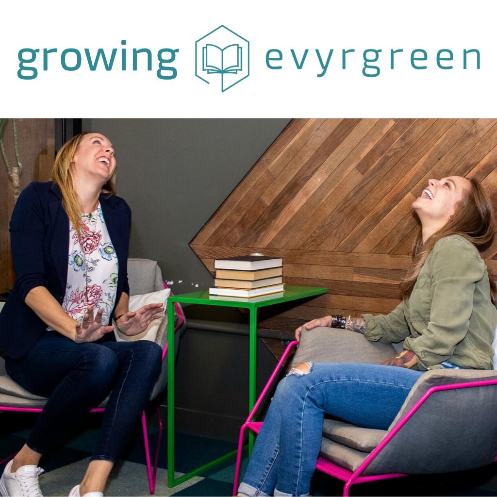 Growing Evyrgreen show art
