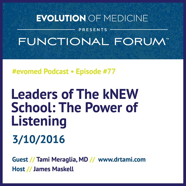 Leaders of the kNEW School: The Power of Listening