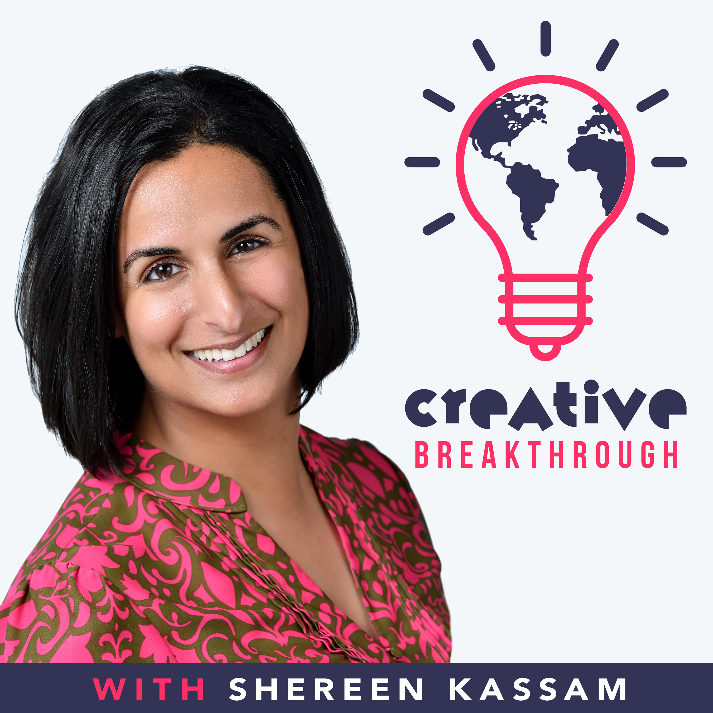 Creative Breakthrough show art