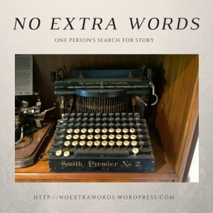 No Extra Words one person's search for story