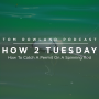 Artwork for HOW 2 TUESDAY #37 - How To Catch A Permit On A Spinning Rod