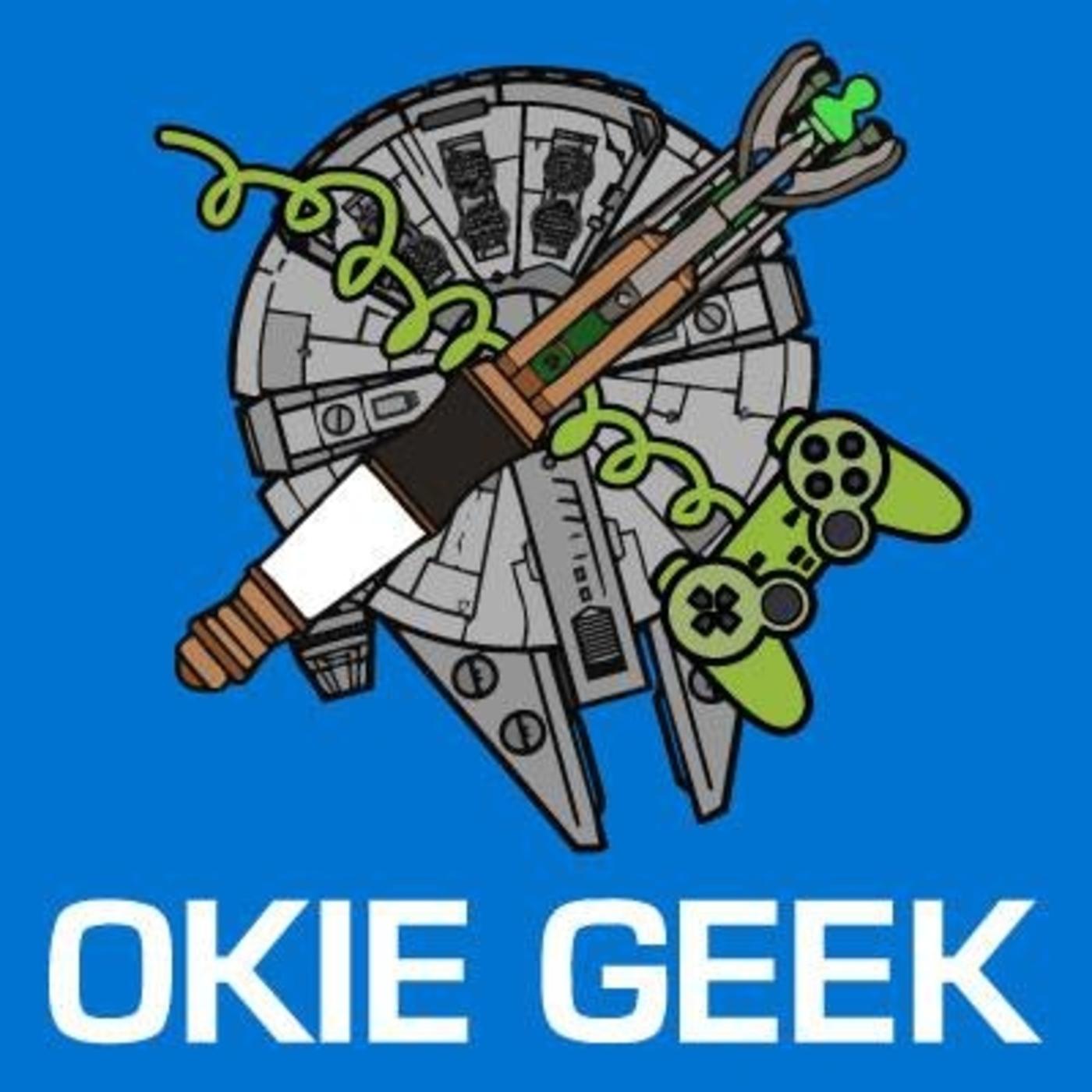 Okie Geek Podcast show art