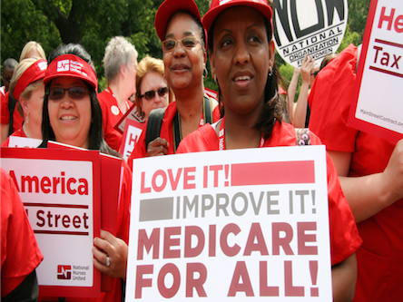 Single Payer Health Care Still More Popular Than Obamacare