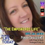 """Artwork for Power Session #51: """" The Empowered Life"""" with Jac Julien"""