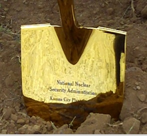 Tell Somebody goes to a nuclear weapons plant groundbreaking ceremony
