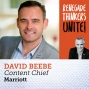 Artwork for 4: RTU: Content Marketing - Guest, David Beebe, Marriott