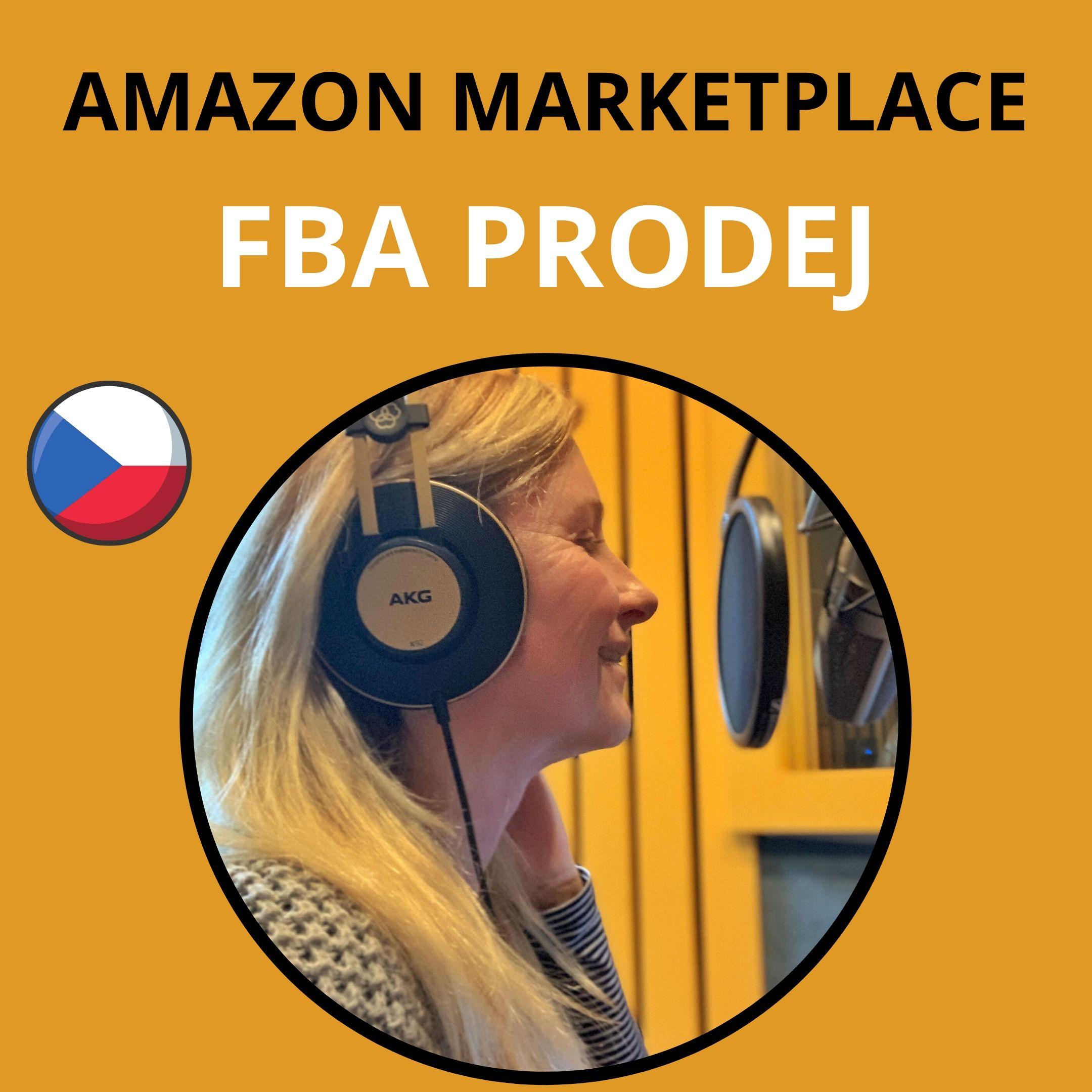 003 | Prodej na Amazonu jako FBA