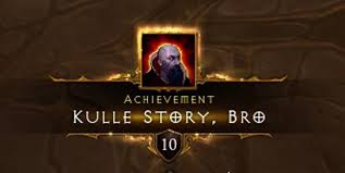 Kulle Story Bro - A Diablo 3 Podcast