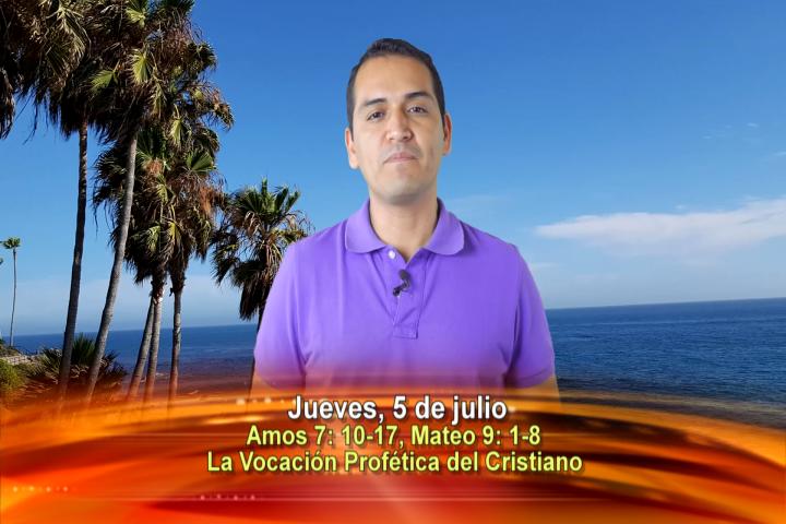 Artwork for Dios te Habla con  John Fredy Mayor Tamayo; Tema el hoy: La vocación profética del cristiano