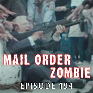Mail Order Zombie #194 - Cockneys vs Zombies, The Walking Dead, [REC 2], The Bay, and The Collective Vol. 5