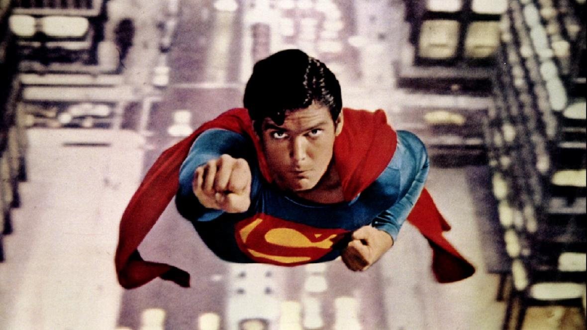 39: Superman (1978) show art