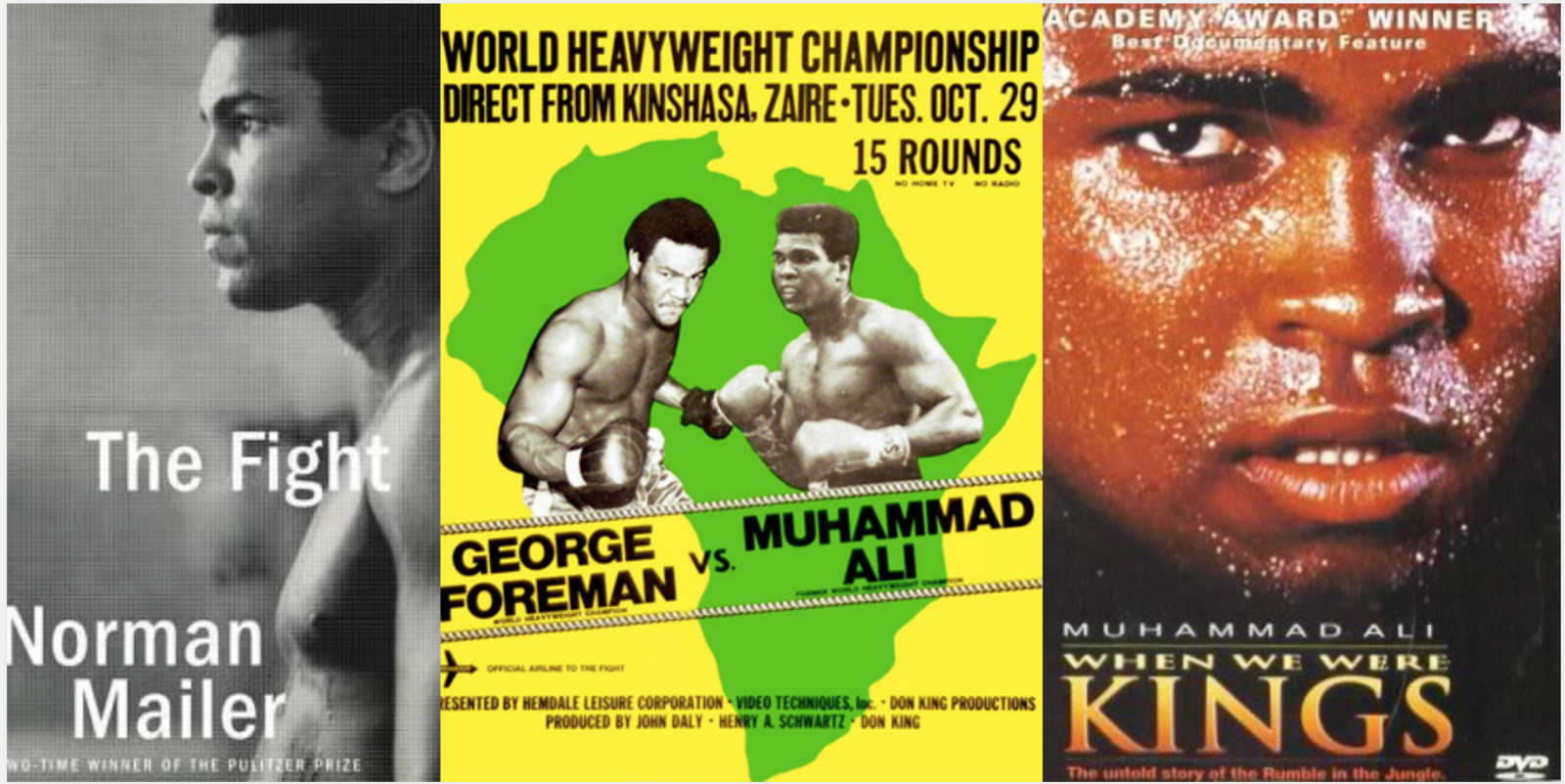 363  Muhammad Ali & The Rumble in the Jungle | Luke's