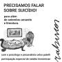 Artwork for Precisamos falar sobre suicídio - para além de setembro amarelo e literatura