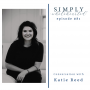 Artwork for #81 A Lifestyle of Worship | a conversation with Katie Reed
