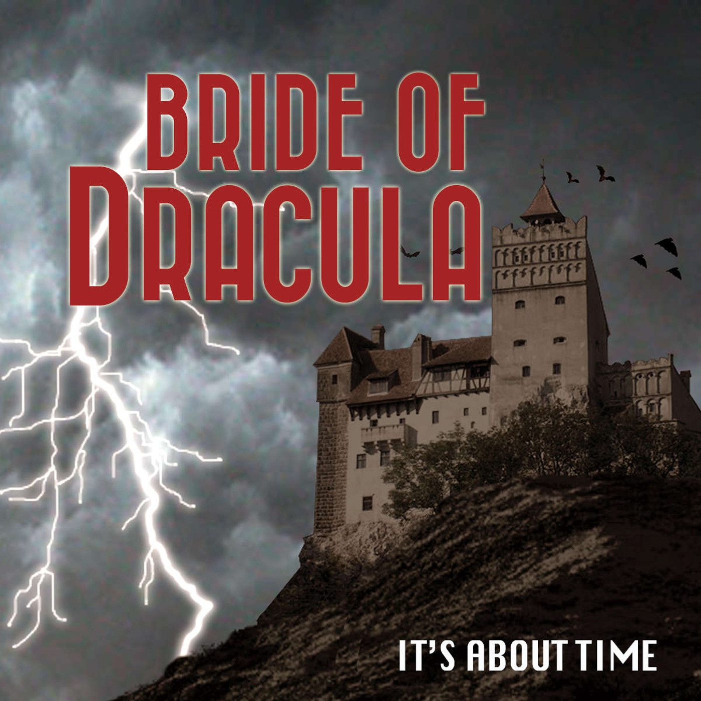 S01E03-Bride of Dracula - A trip back to Transylvania to raise sales at Halloween