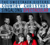 FTB 2012 Christmas Show with The Sweetback Sisters, JD McPherson, Black Prairie, Faron Young, XTC, and The Farewell Drifters