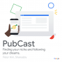 Artwork for Peter Kim   Finding your niche and following  your dreams   PubCast