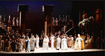The AIDA Triumphal Scene Compilation