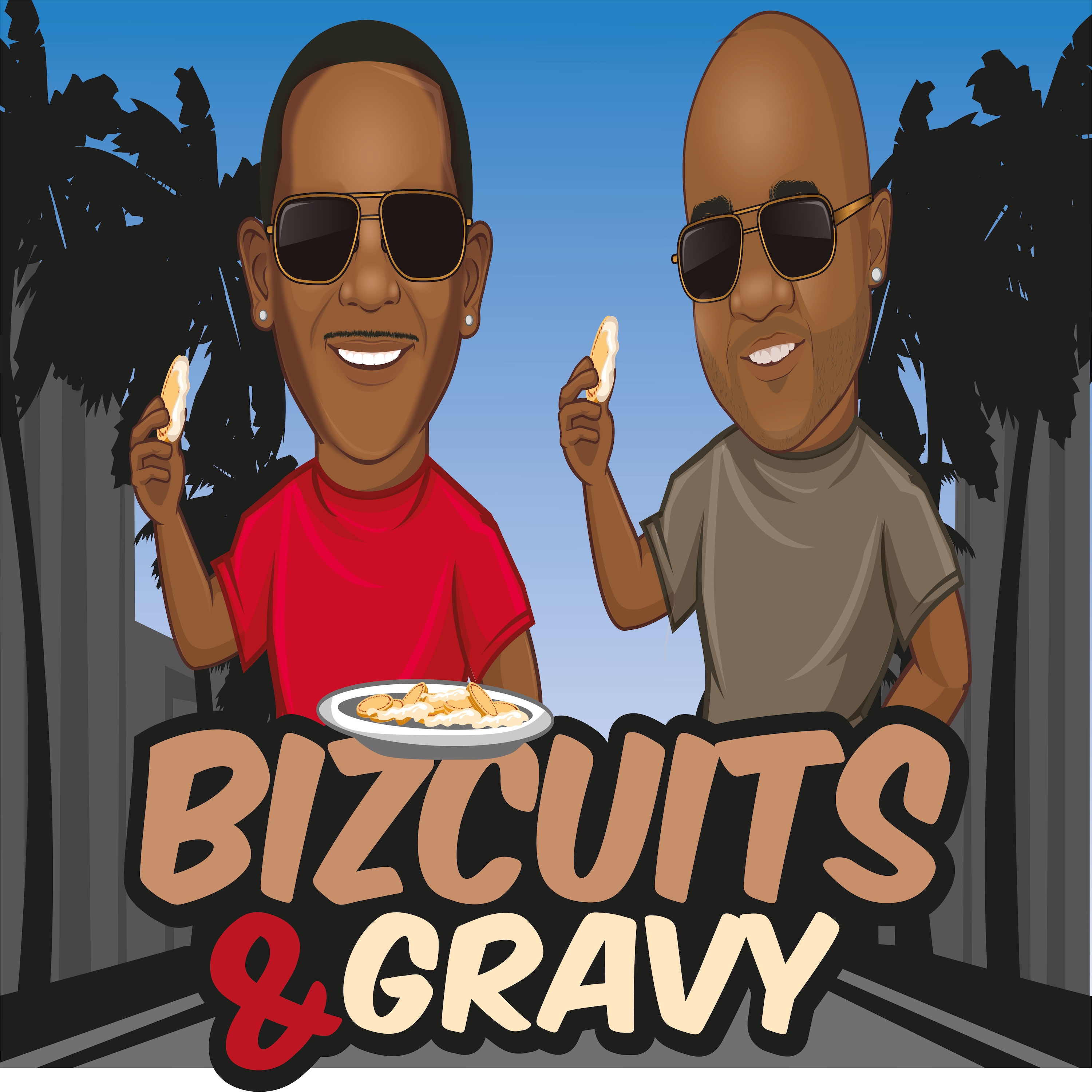 The Bizcuits & Gravy Show E:14, Check your credentials