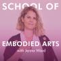 Artwork for S3E14 - What is a Feminine Embodiment Coaching Session Like?