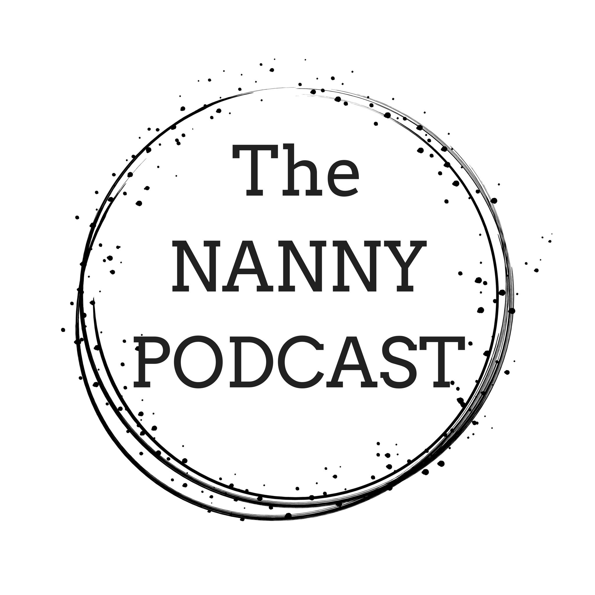The Nanny Podcast show art