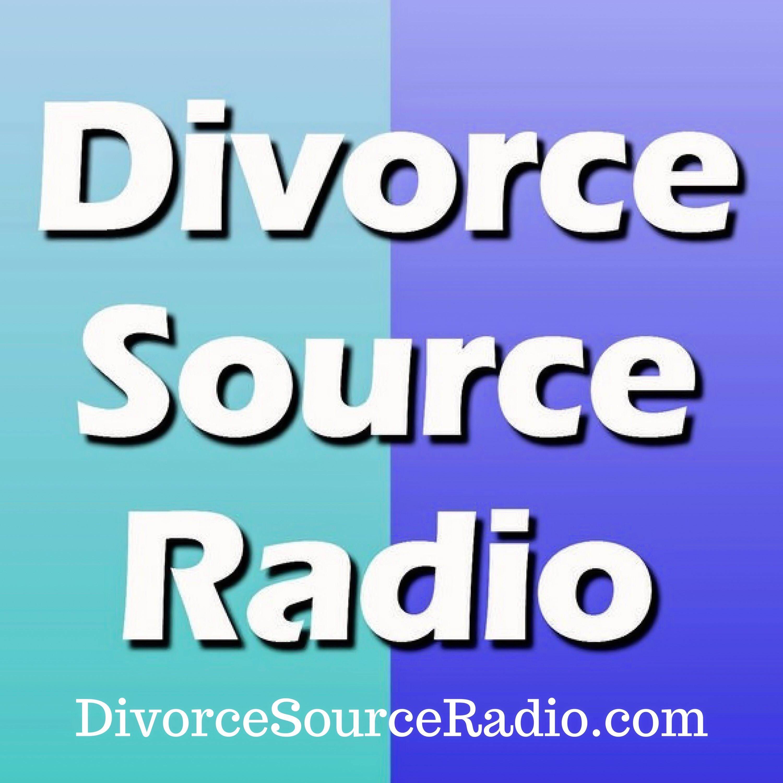 Divorce Source Radio show art
