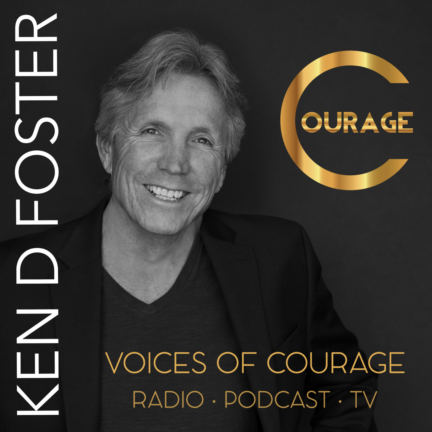 121: The Courage to Win in a Wacky World with Cyndi Dale and Denis Waitley show art