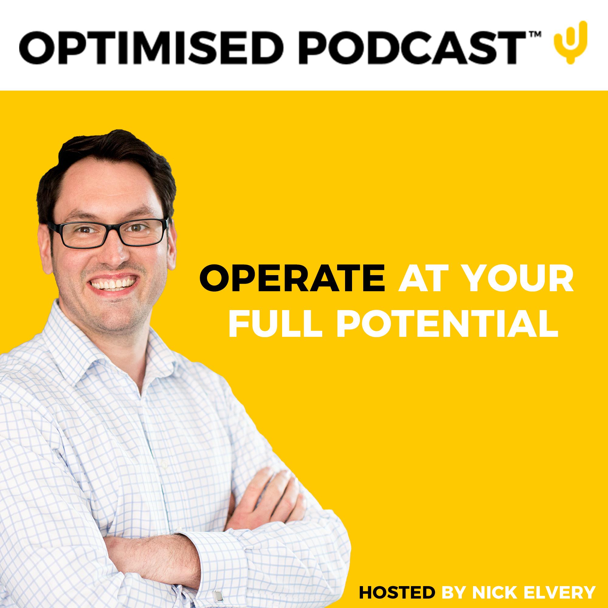 Optimised Podcast show art
