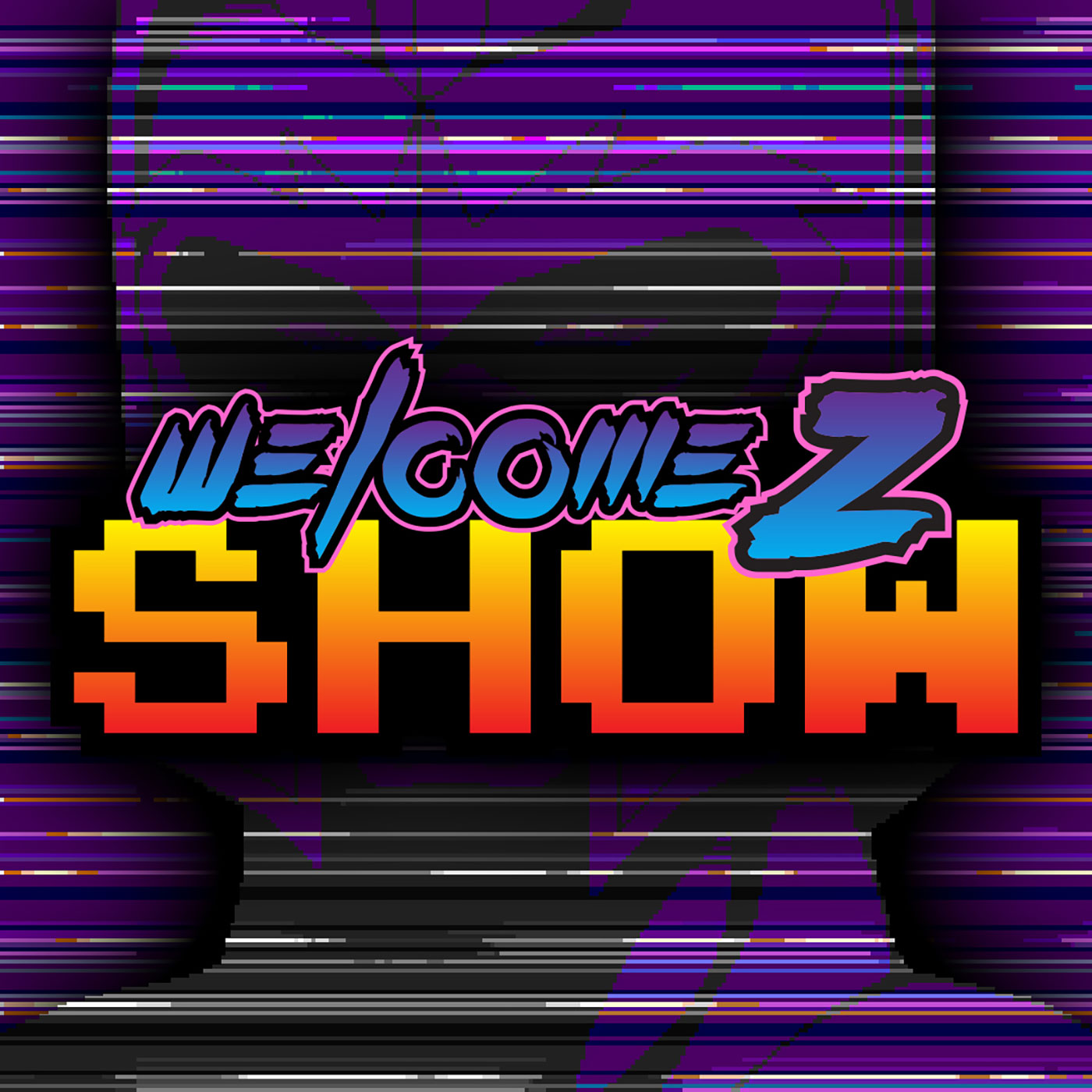 Welcome 2 Show show art
