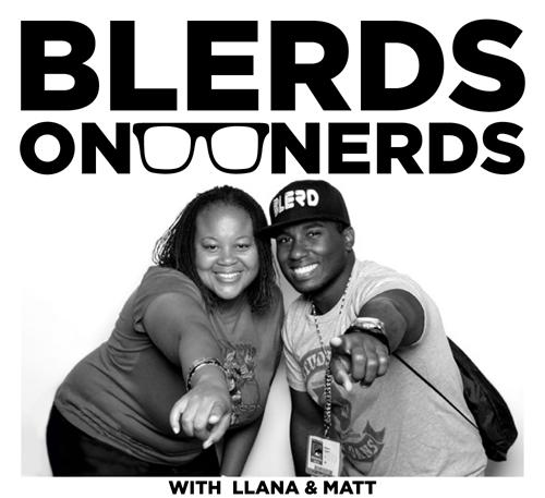 Blerds on Nerds logo