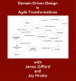 Artwork for Domain-Driven Design in Agile Transformations