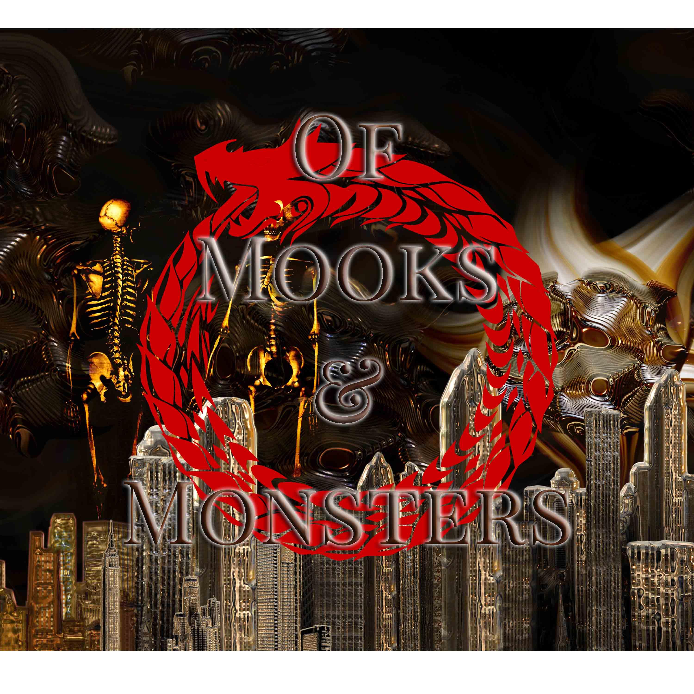 Of Mooks & Monsters show art