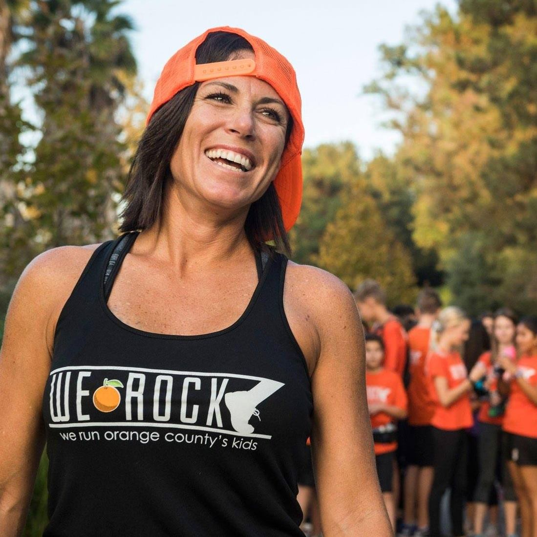 Running and Exercise Philanthropy w/ Andrea Kooiman and WeROCK