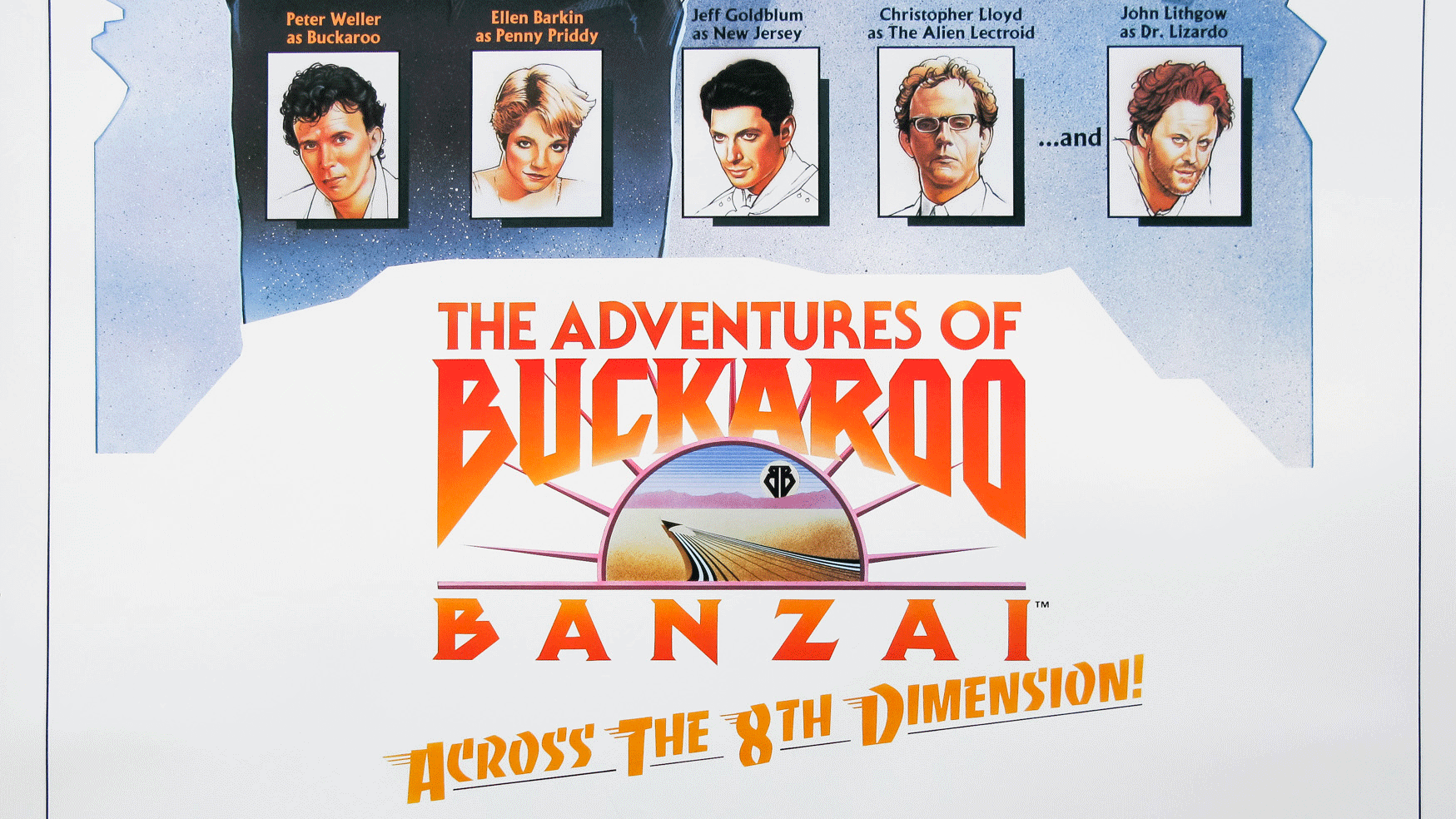 Buckaroo Banzai ISTYA movie review