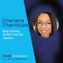 Artwork for Deep Learning for NLP: From the Trenches with Charlene Chambliss - #433