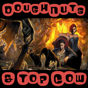 "Doughnuts and Top Cow - Episode 44 (Inaugural ""Official"" Top Cow Show)"