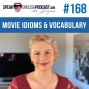 Artwork for #168 Movie idioms and expressions in English