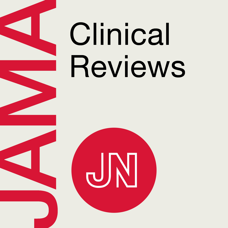 JAMA Clinical Reviews show art