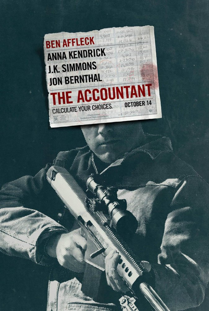 Ep. 266 - The Accountant (The Untouchables vs. Midnight Run)