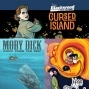 Artwork for Webcomics: Reviews of Daisy Blackwood: Pilot for Hire, Moby Dick: Back from the Deep, and Hana and the Firebird