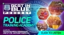 Artwork for BEST In BLUE PODCAST | Police Training Academy  w/ Lt. Col Anthony Rudolph and Maj Sharon Cunningham | KUDZUKIAN