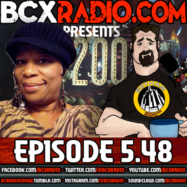 BCXradio 5.48 - the 200th EPISODE!